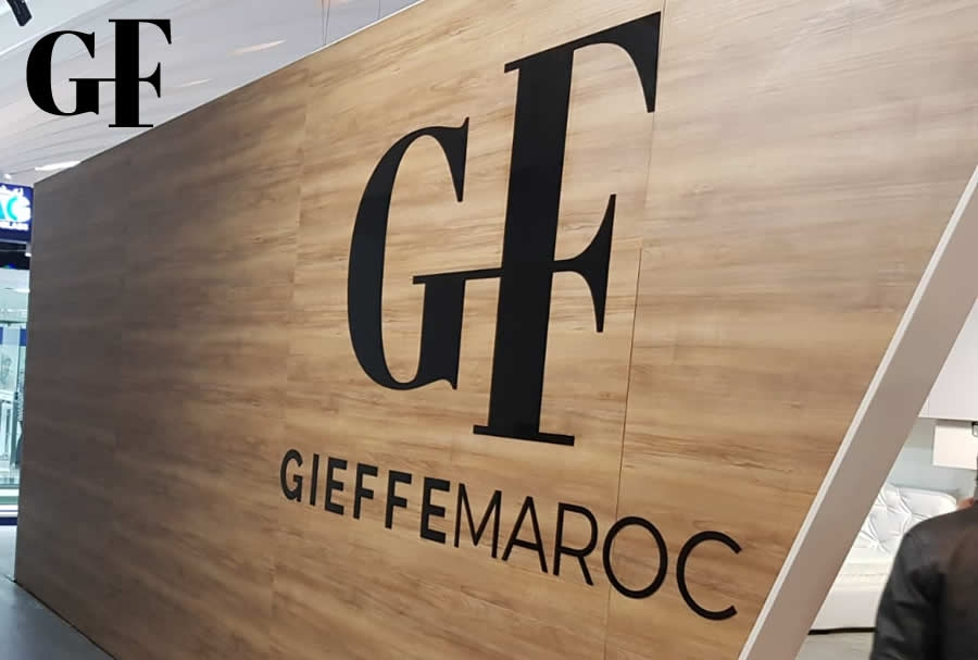 Gieffe Cucine al SIB - Salon International du Bâtiment MAROC